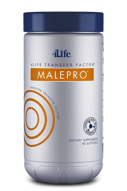 4Life Transfer Factor™ Malepro™. 90 kapsułek. Supelmement diety 4Life Research USA.